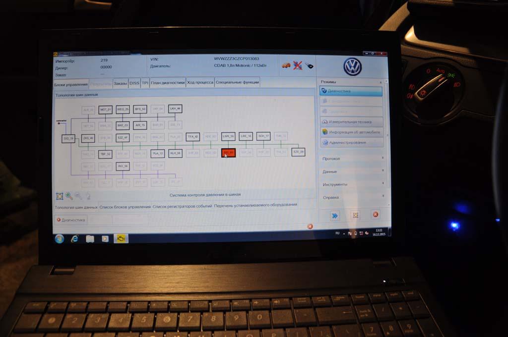 Этапы компьютерной диагностики автомобиля